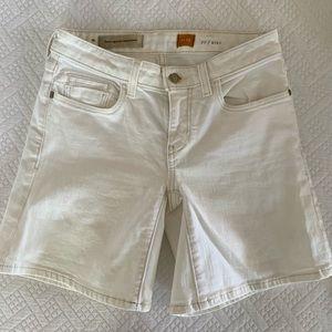 Anthropologie denim shorts